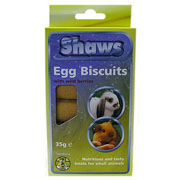 Shaws Egg Biscuits with Wild Berries 30g