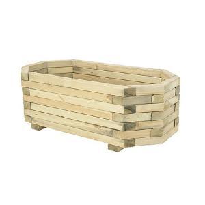 Forest Richmond Wooden Planter - 36 x 100 x 50cm