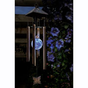 Colour Changing Wind Chime Light