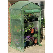 3 Tier Growhouse with Reinforced Cover