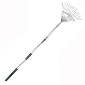 Yeoman Stainless Steel Lawn Rake