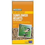 Sunflower Hearts - 2kg + 25% extra free