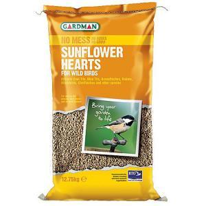 Sunflower Hearts - 12.75kg