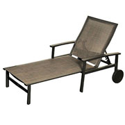 Supremo Iseo Lounger