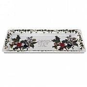 Holly & Ivy Sandwich Tray