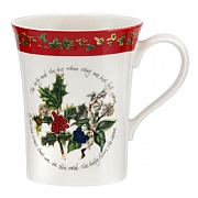 Holly & Ivy Mug 12oz