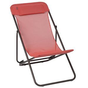 Lafuma Transaluxe Batyline Folding Chair - Aurore