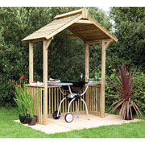 Forest Garden / BBQ Shelter
