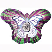 Crystal Butterfly 10'' Wind Spinner