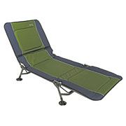 Quest Elite Ragley Padded Lounger & Camp Bed