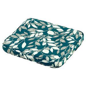 Tahiti Leaf Standard Carver Cushion