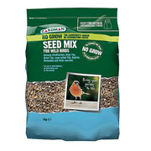 No Grow Seed Mix 1kg