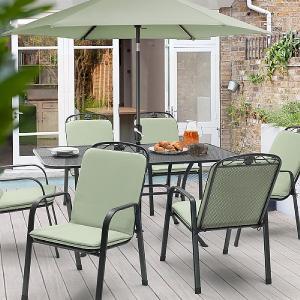 Kettler Siena 6 Seater Rectangular Set