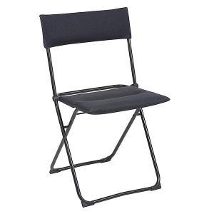 Lafuma Anytime Chair Air Comfort Acier