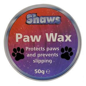 Shaws Paw Wax 50g