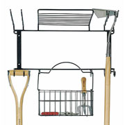 Crest Wall Mounted Tool Rack
