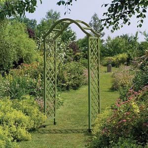 Gardman Elegance Wooden Arch