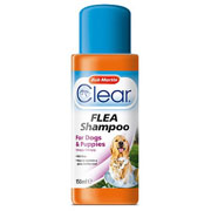 Bob Martin Clear Flea Shampoo for Dogs & Puppies