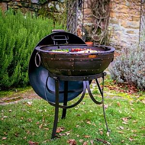 Recycled Kadai Firebowl Set
