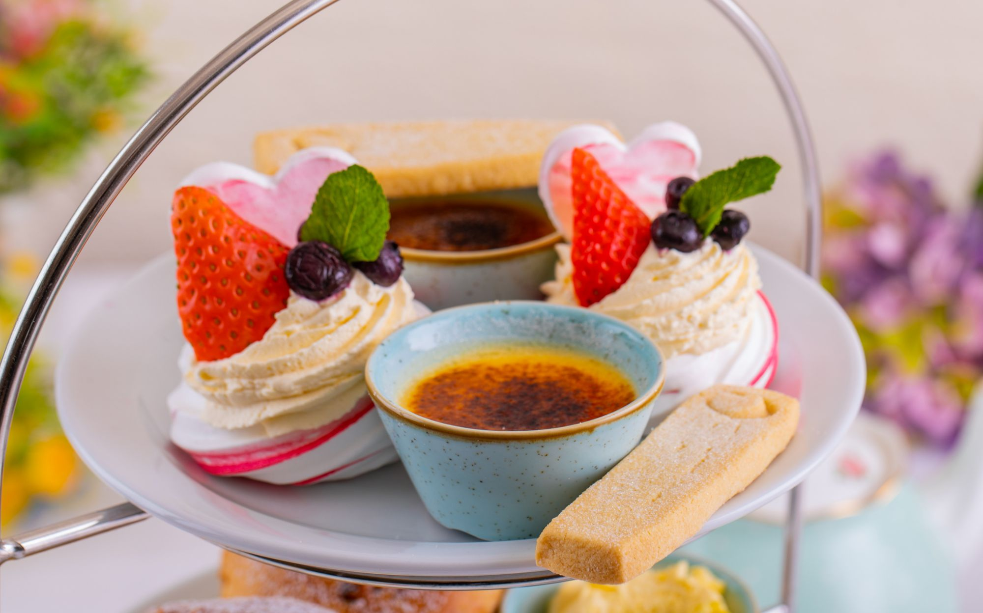 Indulgent Afternoon Tea from Food at Webbs