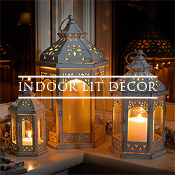 Indoor Illuminated Decorations