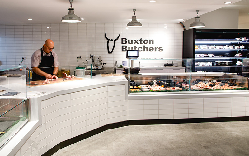 Visit these master butchers in the Food Hall at Webbs
