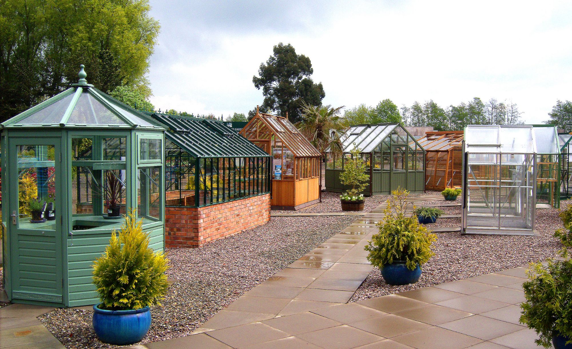 Garden Buildings Centre Wychbold Droitwich