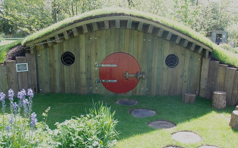 Great THE HOBBIT HOUSE AND FAIRY DOOR TRAIL