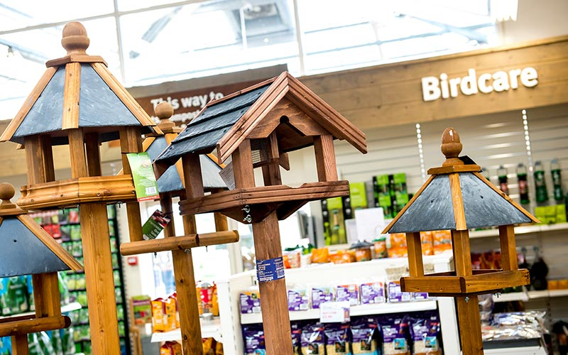 Pets, bird care & aquatics at Webbs, West Hagley
