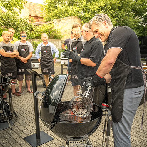 Barbecue Cookery School Certified by Weber®