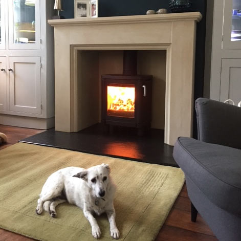 Hagley Stoves & Fireplaces Wood Burner Weekend