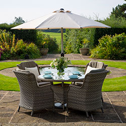 4 seater garden furniture sets 2 - Garden Furniture Kidderminster