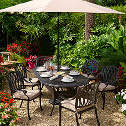6 seater garden furniture sets 4