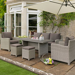 garden furniture by brand
