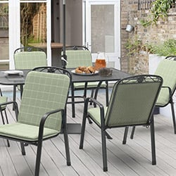buy garden furniture sets garden furniture from webbs direct outdoor living - Garden Furniture Metal
