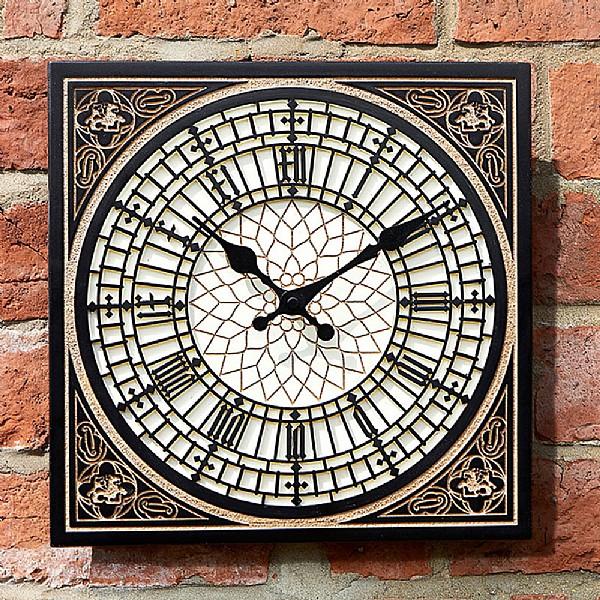 Smart Garden Little Ben Outdoor Garden Clock | Outdoor Clocks | Webbs Garden  Centre