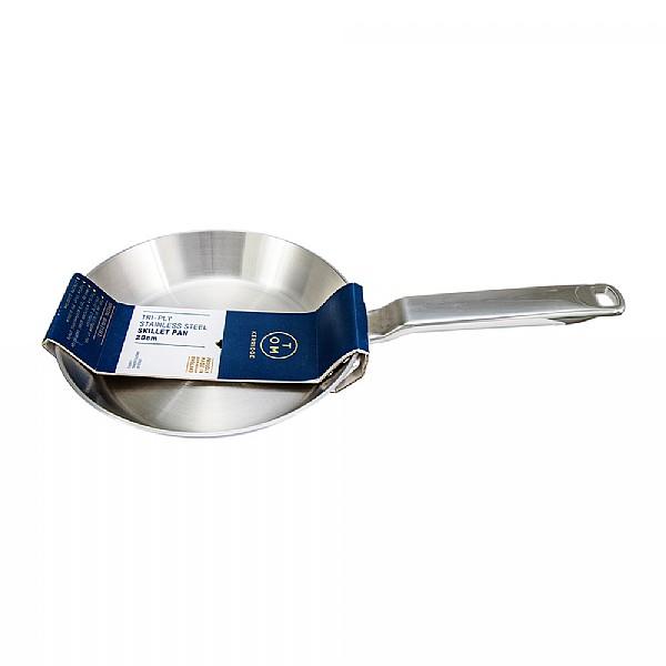 Tom Kerridge Tri Ply 8 Skillet Pan