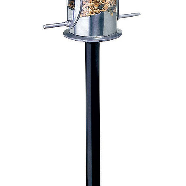 Heavy Duty Feeder Pole Bird Feeding Stations Poles Webbs