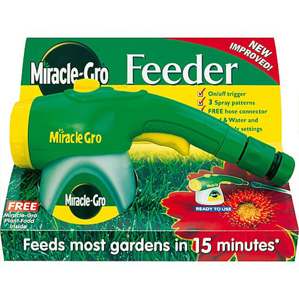 Miracle-Gro Clip-on Hose Feeder