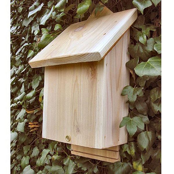 Buy wildlife world chavenage large bat box from webbs for Bat box obi