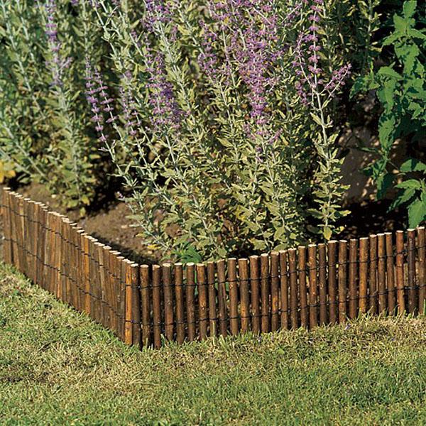 Willow Lawn Edging Roll Border Edging Webbs Direct