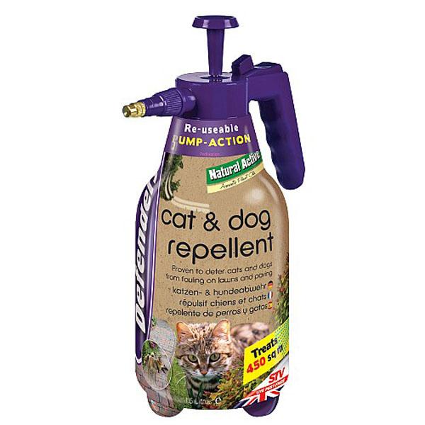 Defenders Cat & Dog Repellent Spray 1 5L