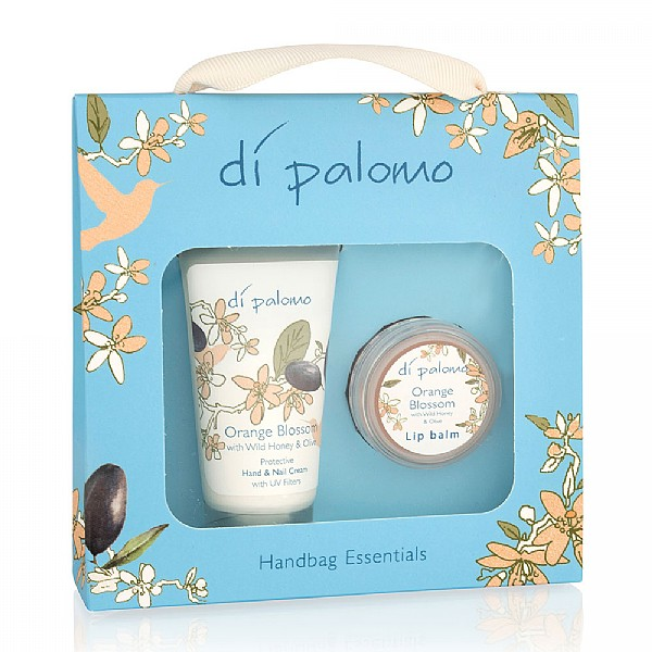 f8a2bd1439 Di Palomo Orange Blossom Handbag Essentials Gift Set