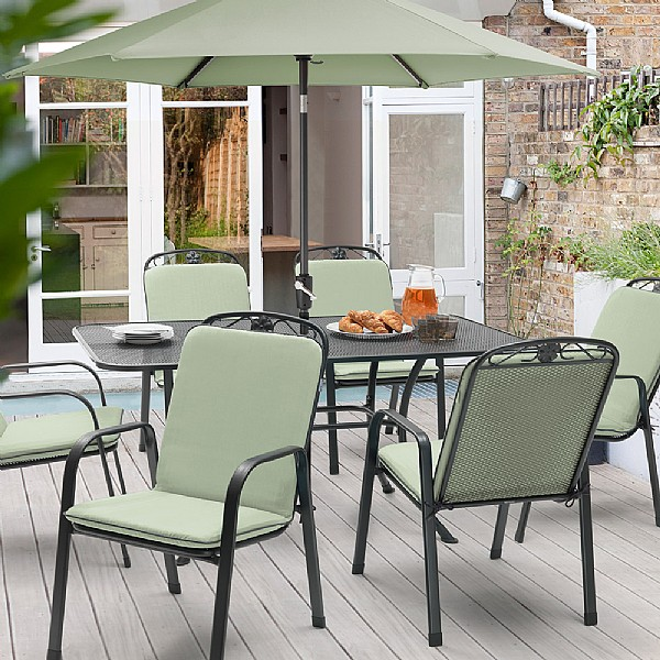 garden furniture 6 seater - Garden Furniture 6 Seats
