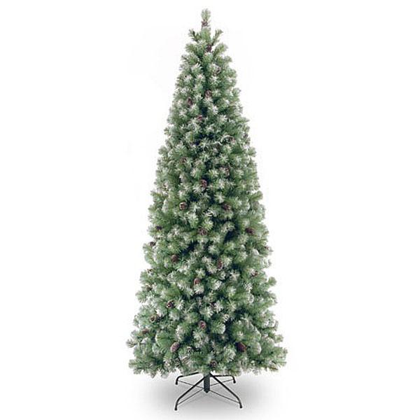 7ft Slim Lakeland Spruce Artificial Christmas Tree | Christmas ...