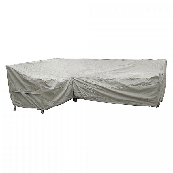 bramblecrest right handed l shaped sofa cover garden furniture