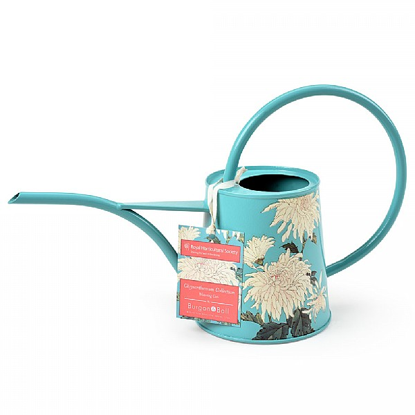 burgon ball chrysanthemum indoor watering can watering cans webbs garden centre - Garden Watering Can