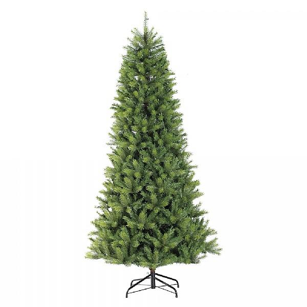 reputable site d2a50 37ac2 6.5ft Slim Kensington Fir Artificial Christmas Tree