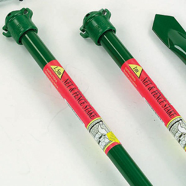 Net stakes for Gardening tools for disabled