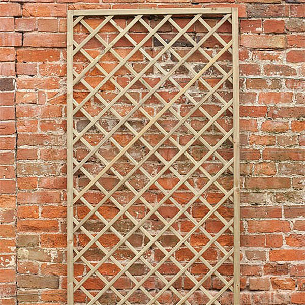 Hidcote Lattice Trellis Panels Fixed Trellis Panels